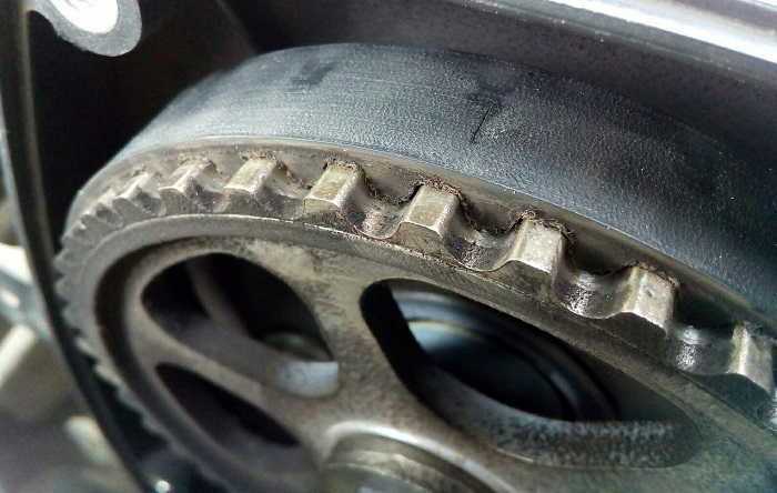 Ремень ГРМ на дизельном двигателе