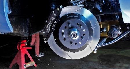 Почему греются задние колеса