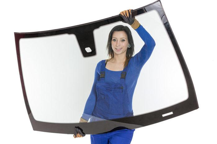 Выбор лобового стекла