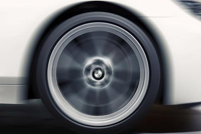 Биение колеса при езде на большой скорости