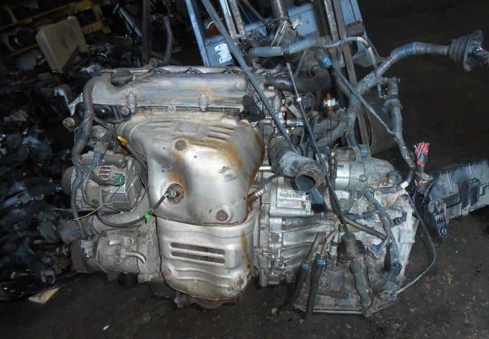 Основные преимущества контрактных моторов