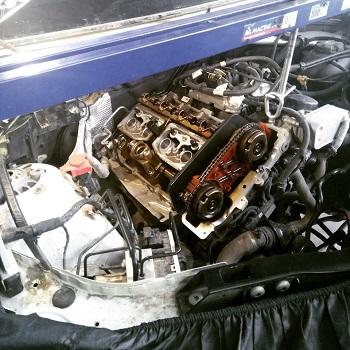Тикающий звук от мотора
