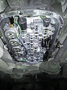Сложности ремонта АКПП на БМВ Х5 Е53