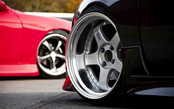 Диаметр колес больше заводских
