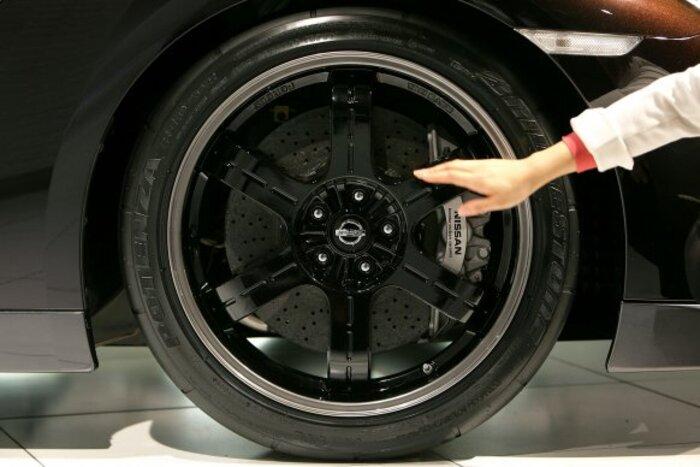 Варианты замены колес