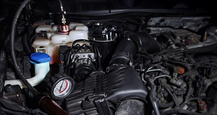 Слабые места дизельного двигателя VW Touareg