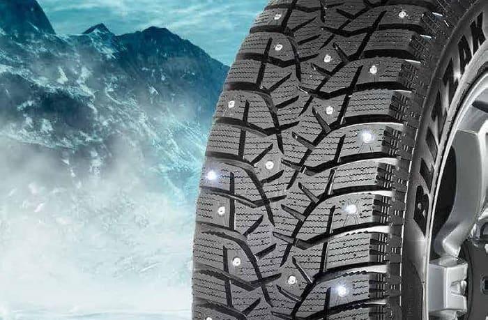 Зимние шины для автомобиля