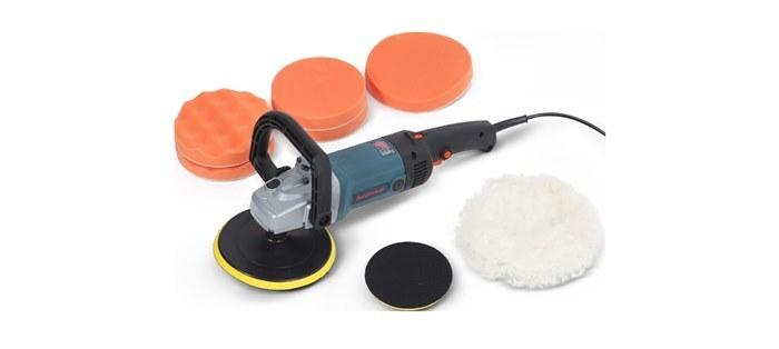 Выбор инструментов и места для полировки лобового стекла машины
