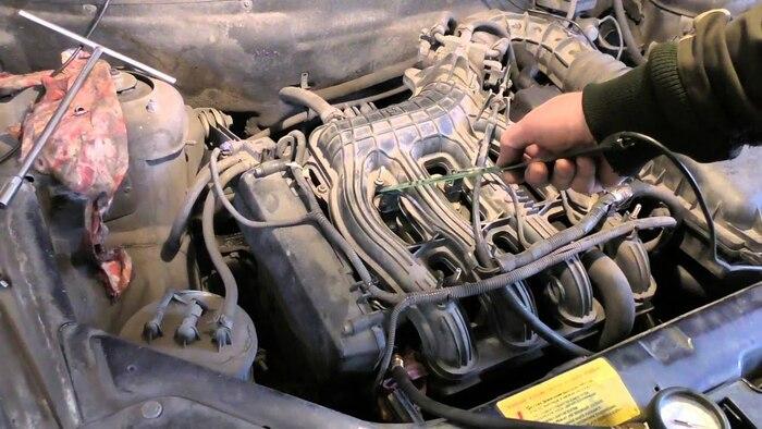 Признаки троения двигателя