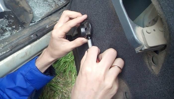 4 этапа установки бокового стекла своими руками