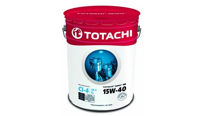 Totachi NIRO CI-4 15W-40