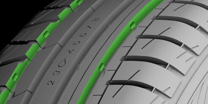 Как правильно поставить колесо на машину по рисунку протектора