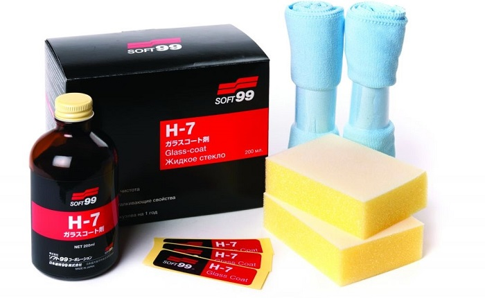 Soft99 Glass Coating H7