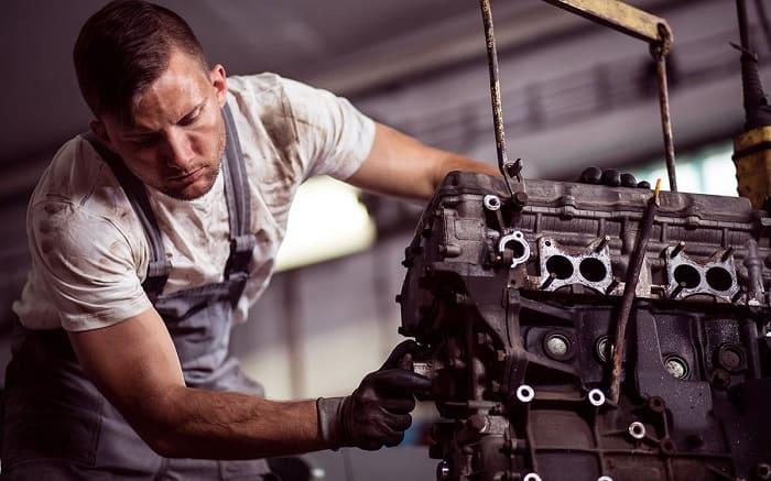 Поставка контрактного двигателя