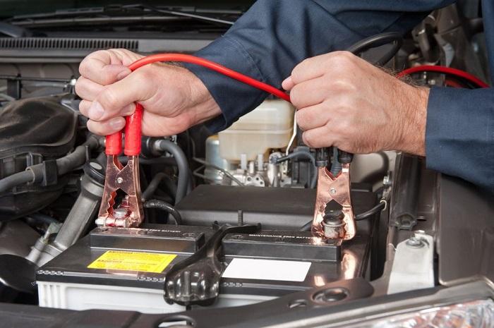 Проверка утечки тока аккумулятора автомобиля