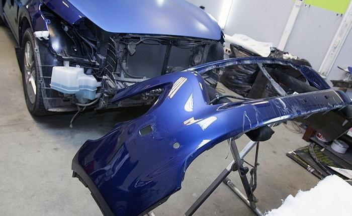 Ремонт пластика автомобиля своими руками